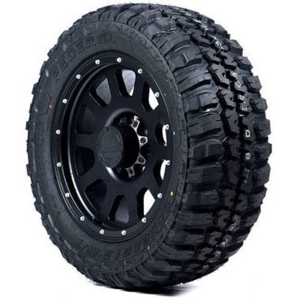 Federal Couragia M/T Tire