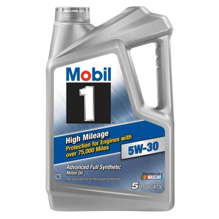 Best Oil For Jeep Wrangler Mobil 1 Synthetic Motor Oil 5W-30 Table Introduction