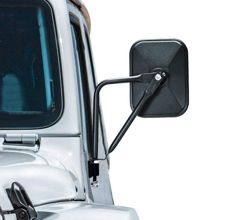Best Jeep TJ Mirrors — Calbeau Table
