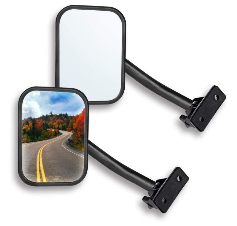 Best Jeep TJ Mirrors — Liberrway Table