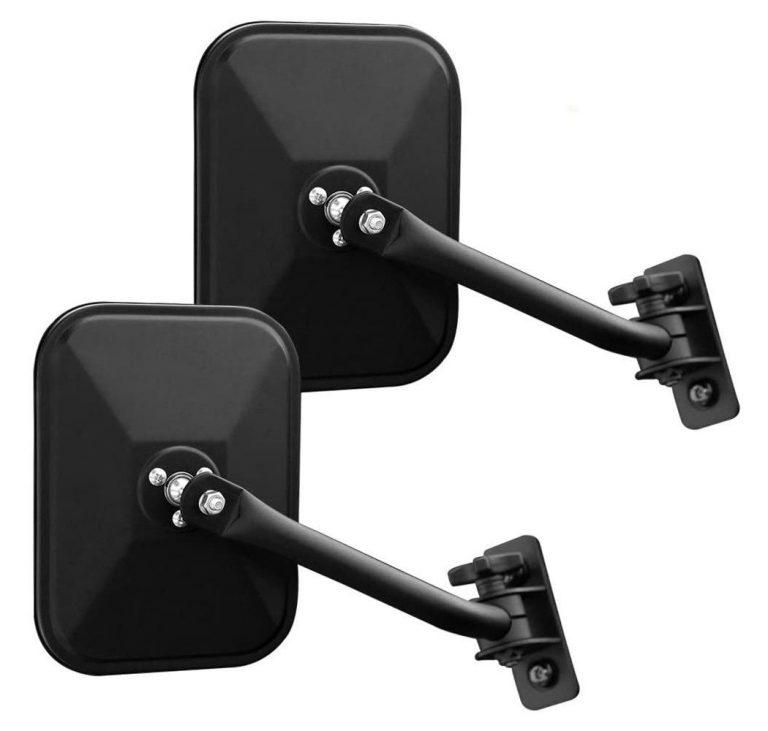 Best Jeep TJ Mirrors — Probasto Jeep Mirrors Table